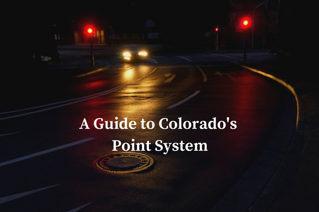 Colorado Traffic Laws
