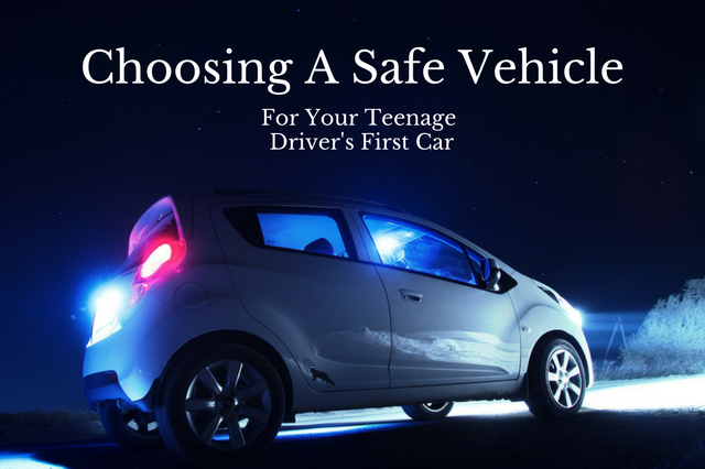 Choosing A Safe Vehicle for Your Teen Driver