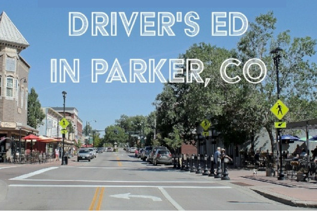 Driver's Ed in Parker, Colorado