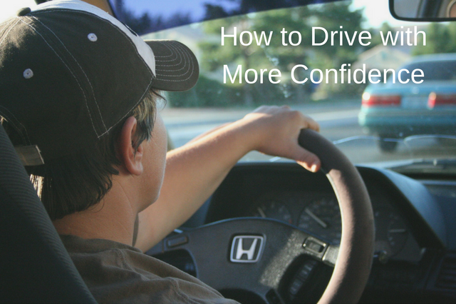 Driving with More Confidence With our Driver's Ed Programs