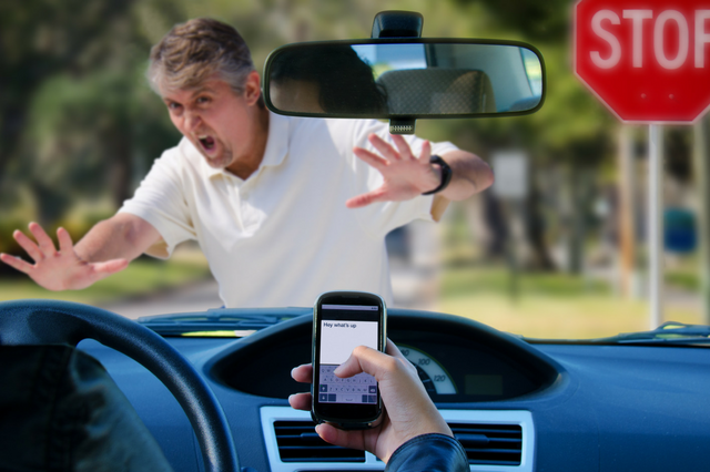 Prevent Texting & Driving