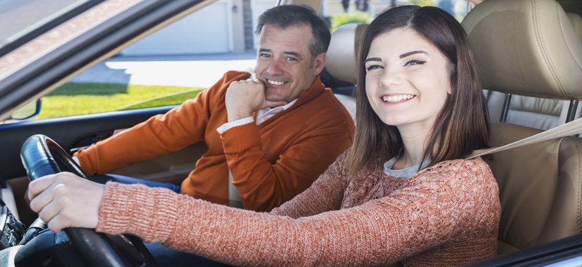 Parent child driving