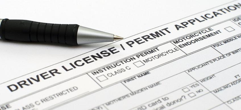 Drivers license in Colorado