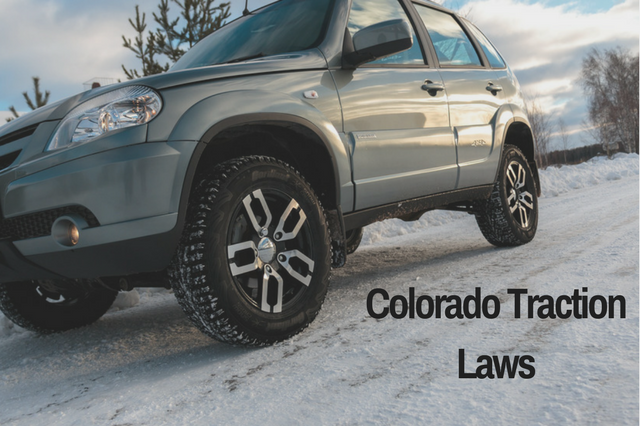 Colorado Traction Laws