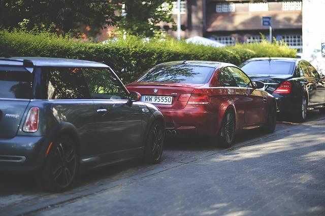 parallel parking