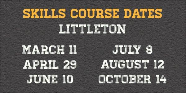 Precision Skills Track Course Dates